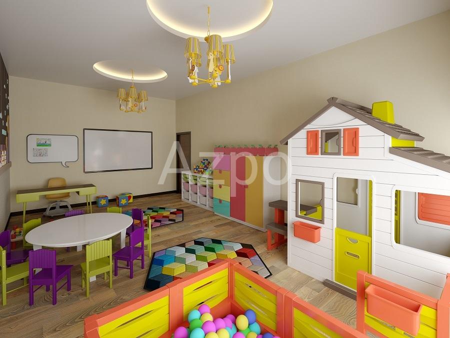 Квартиры в районе Кепез, Анталия - Фото 9