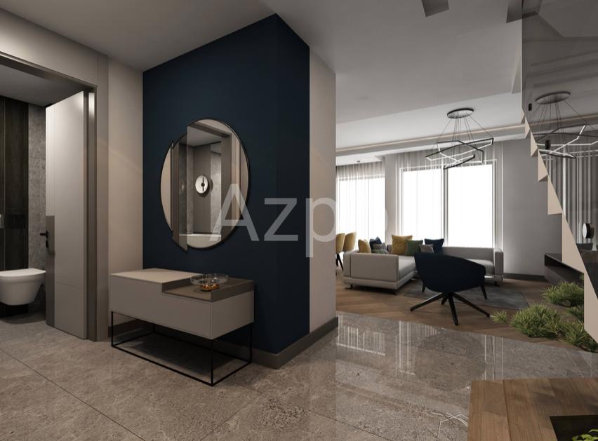 Квартиры 1+1 в инвестиционном проекте в Гюзельоба Лара - Фото 15