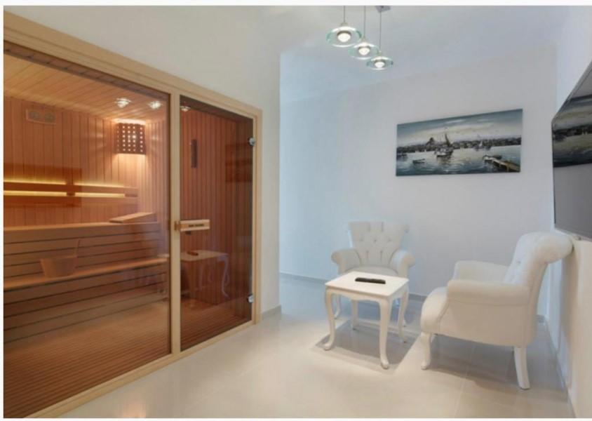 Просторная вилла 3+1 с мебелью в районе Каргыджак - Фото 30