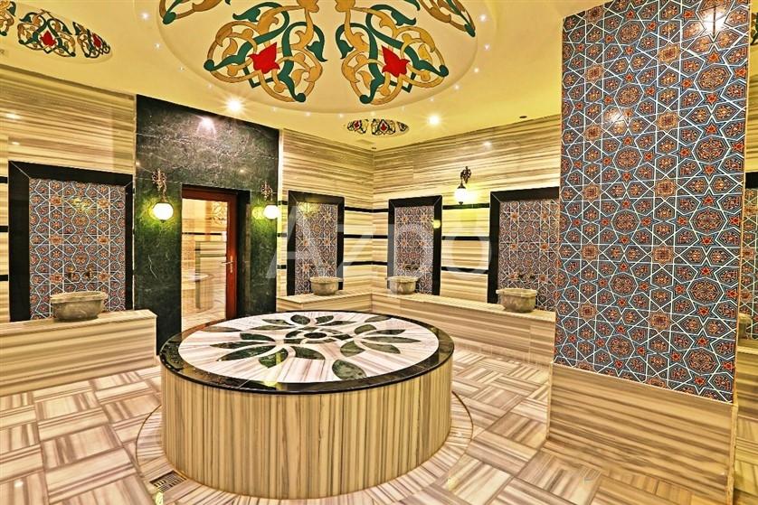 Меблированная квартира в элитном комплексе Авсаллара - Фото 13