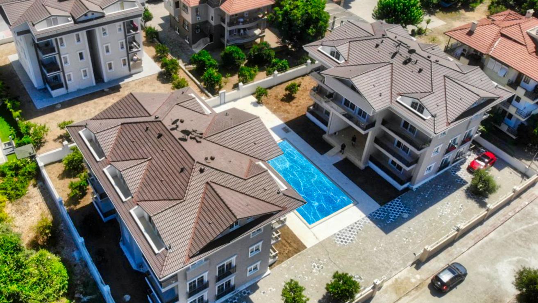Квартиры в новом жилом комплексе Кемер - Фото 3