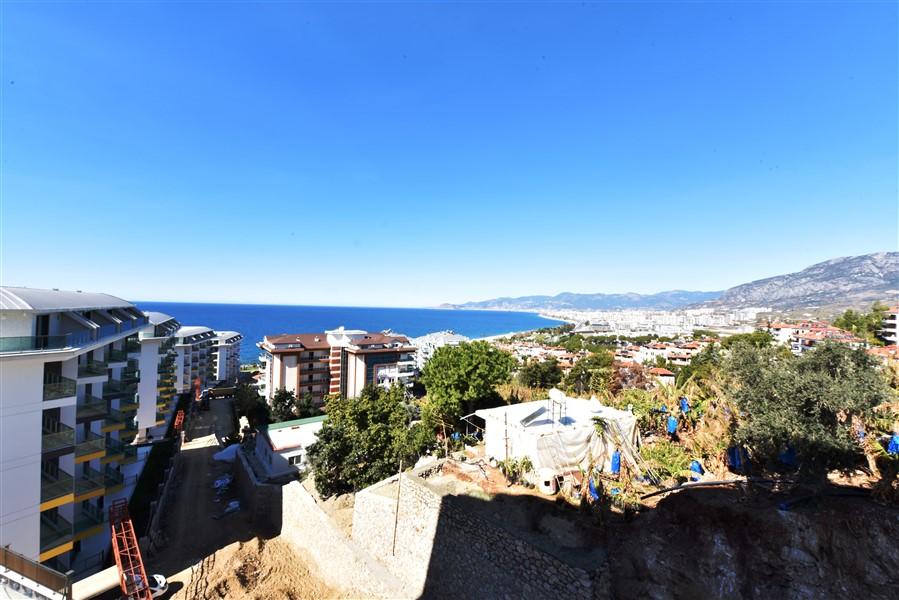 Квартира 2+1 с видом на Средиземное море в Каргыджаке - Фото 23