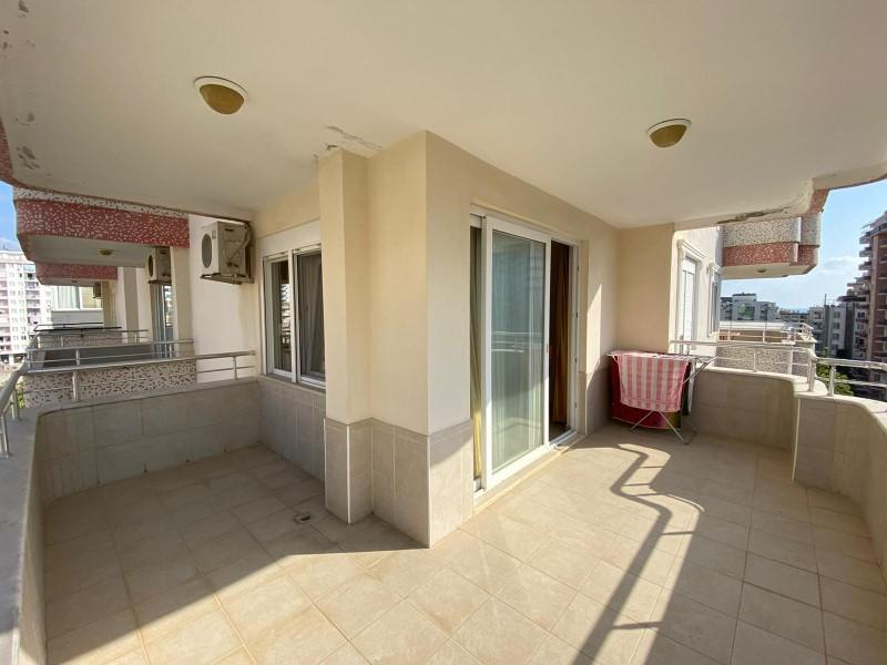 Просторная меблированная квартира 3+1 в Махмутларе - Фото 18