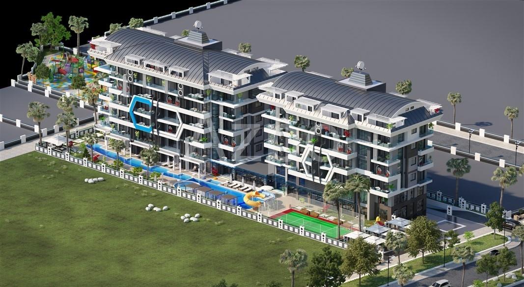 Квартиры и пентхаусы в новом комплексе - Фото 7