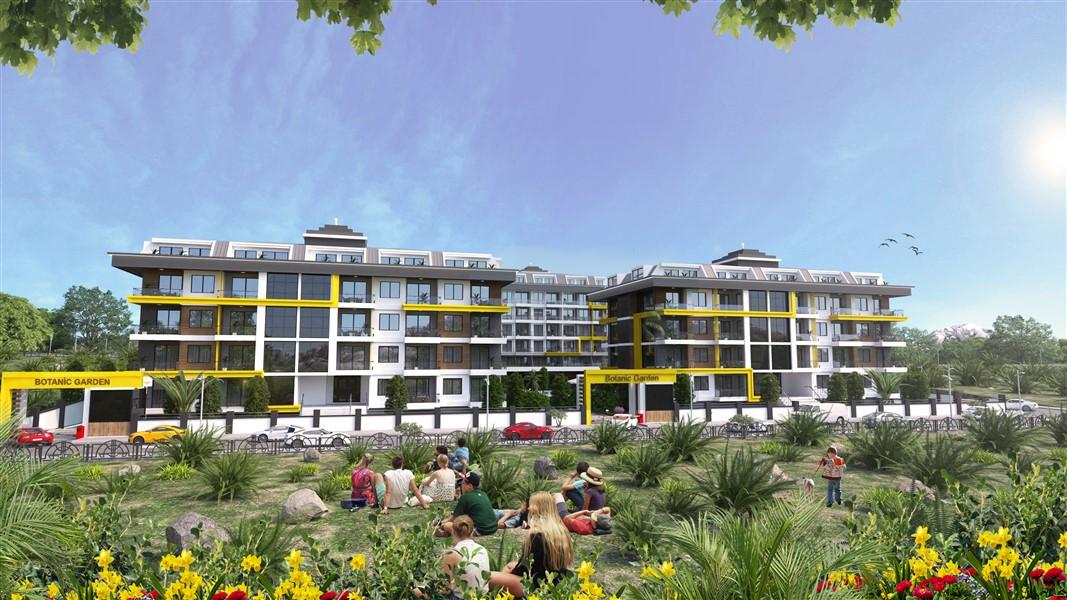 Квартиры в строящемся жилом комплексе район Кестель - Фото 4