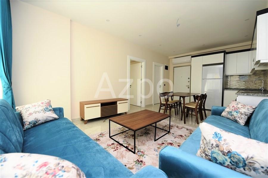 Меблированная квартира 1+1 в центре Алании - Фото 16