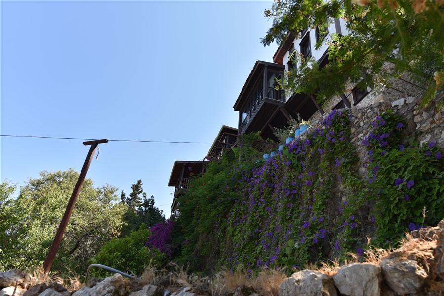 Эксклюзивный особняк 6+1 эпохи османской империи в центре Аланьи - Фото 3