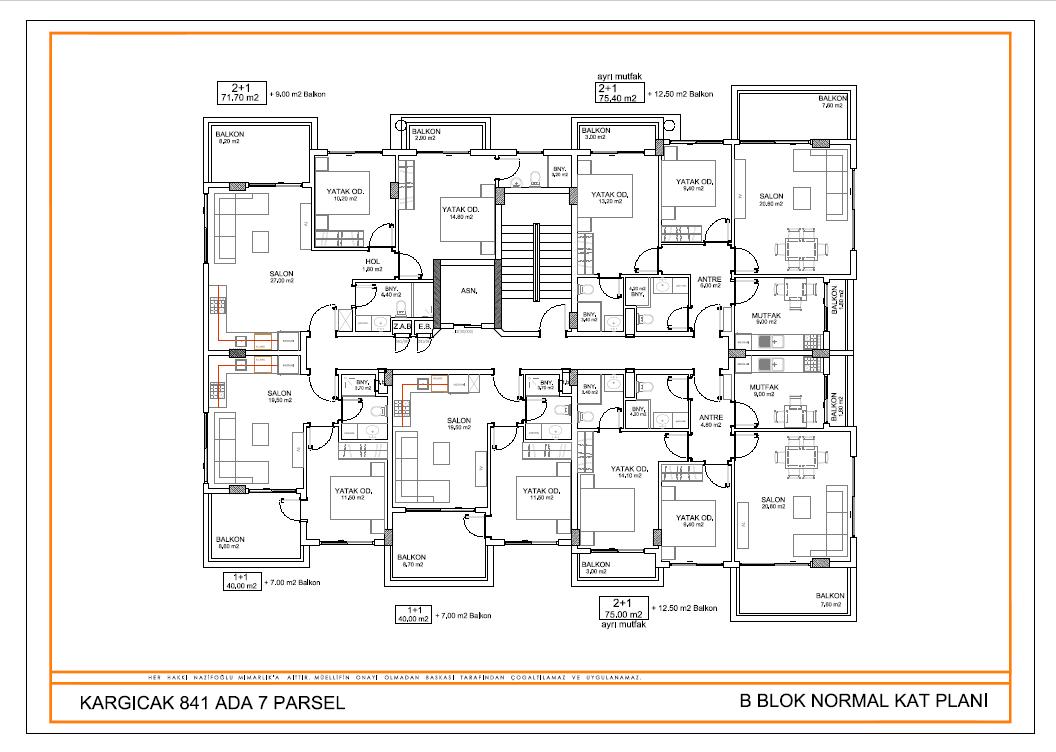 Современные квартиры различных планировок в новом инвестиционном проекте - Фото 31