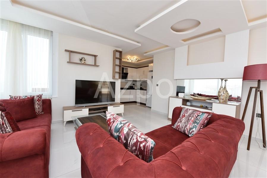 Пентхаус с мебелью и прекрасным видом на море - Фото 13