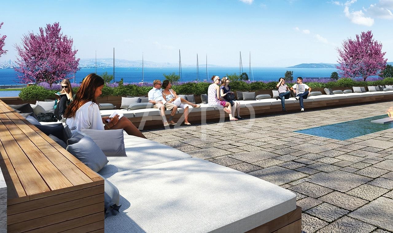 Современные квартиры на берегу Мраморного моря - Фото 8