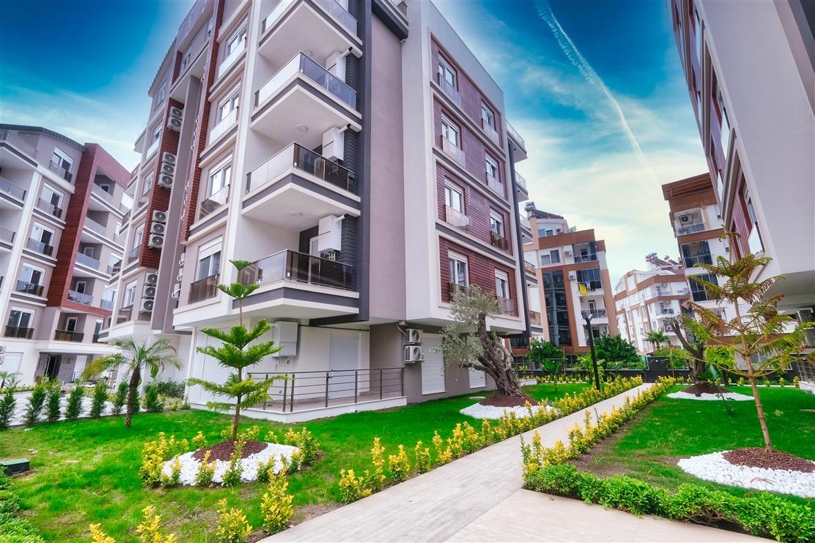 Меблированная квартира 1+1 в Анталье - Фото 5