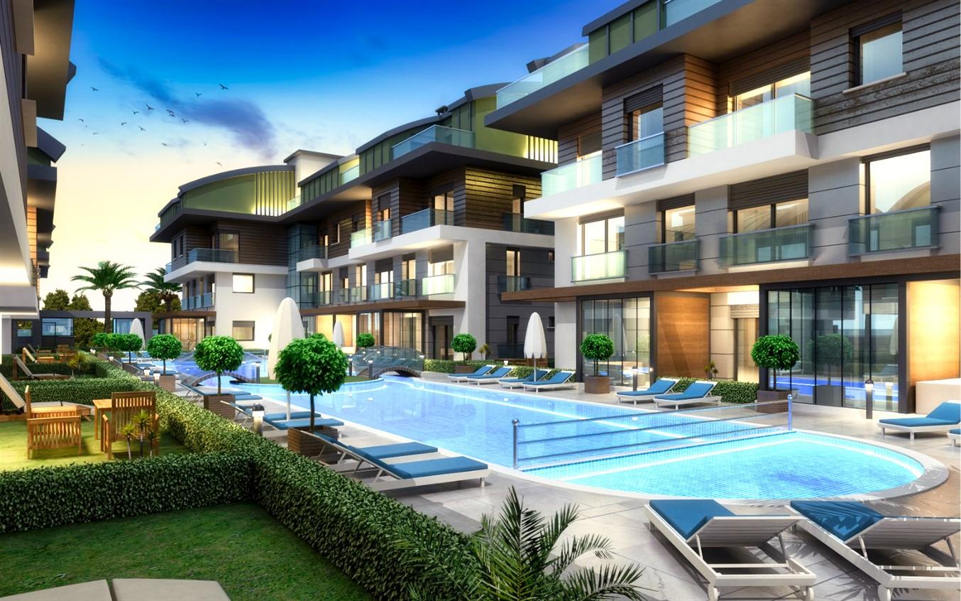 Роскошные квартиры в новом жилом комплексе с инфраструктурой - Фото 3