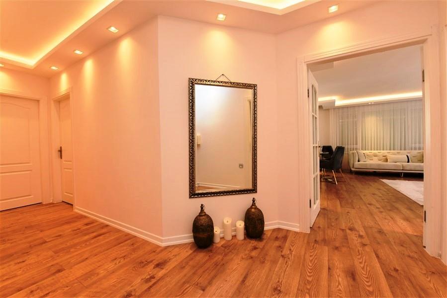 Роскошный пентхаус 4+1 с мебелью в районе Оба - Фото 4
