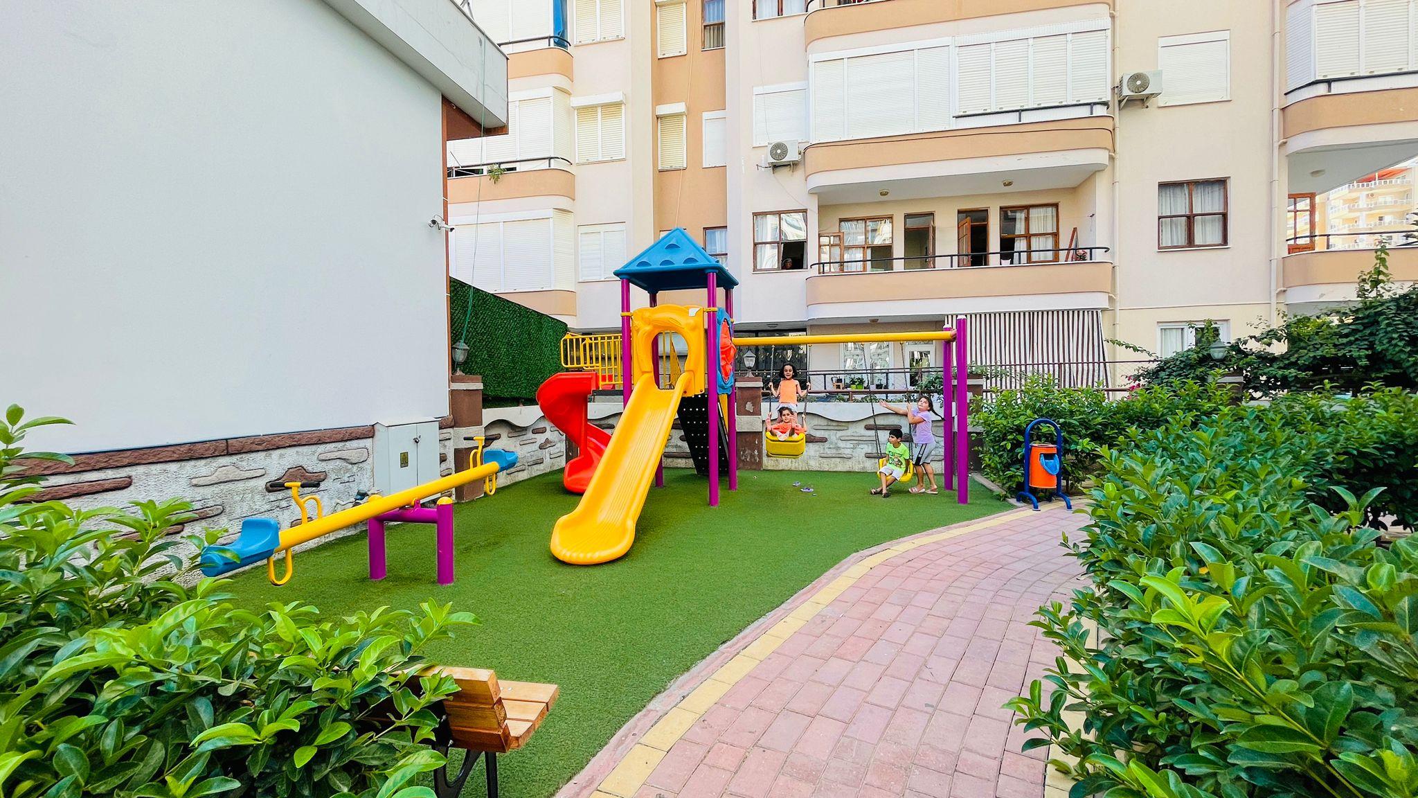 Меблированная квартира 2+1 в районе Махмутлар - Фото 4