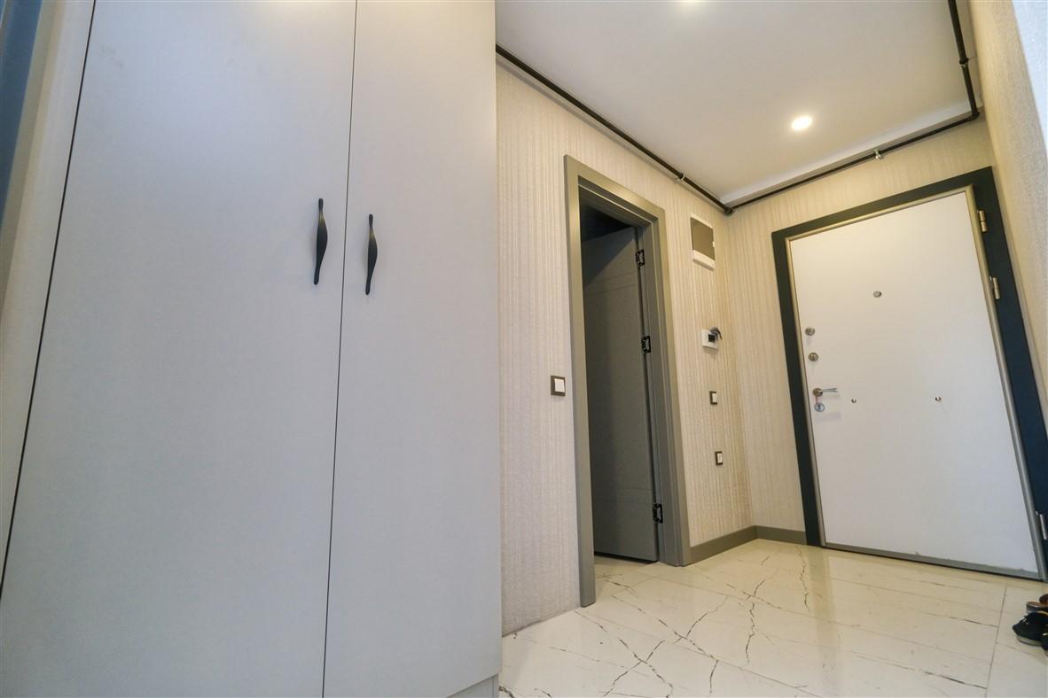 Меблированная квартира 1+1 в Анталье - Фото 12