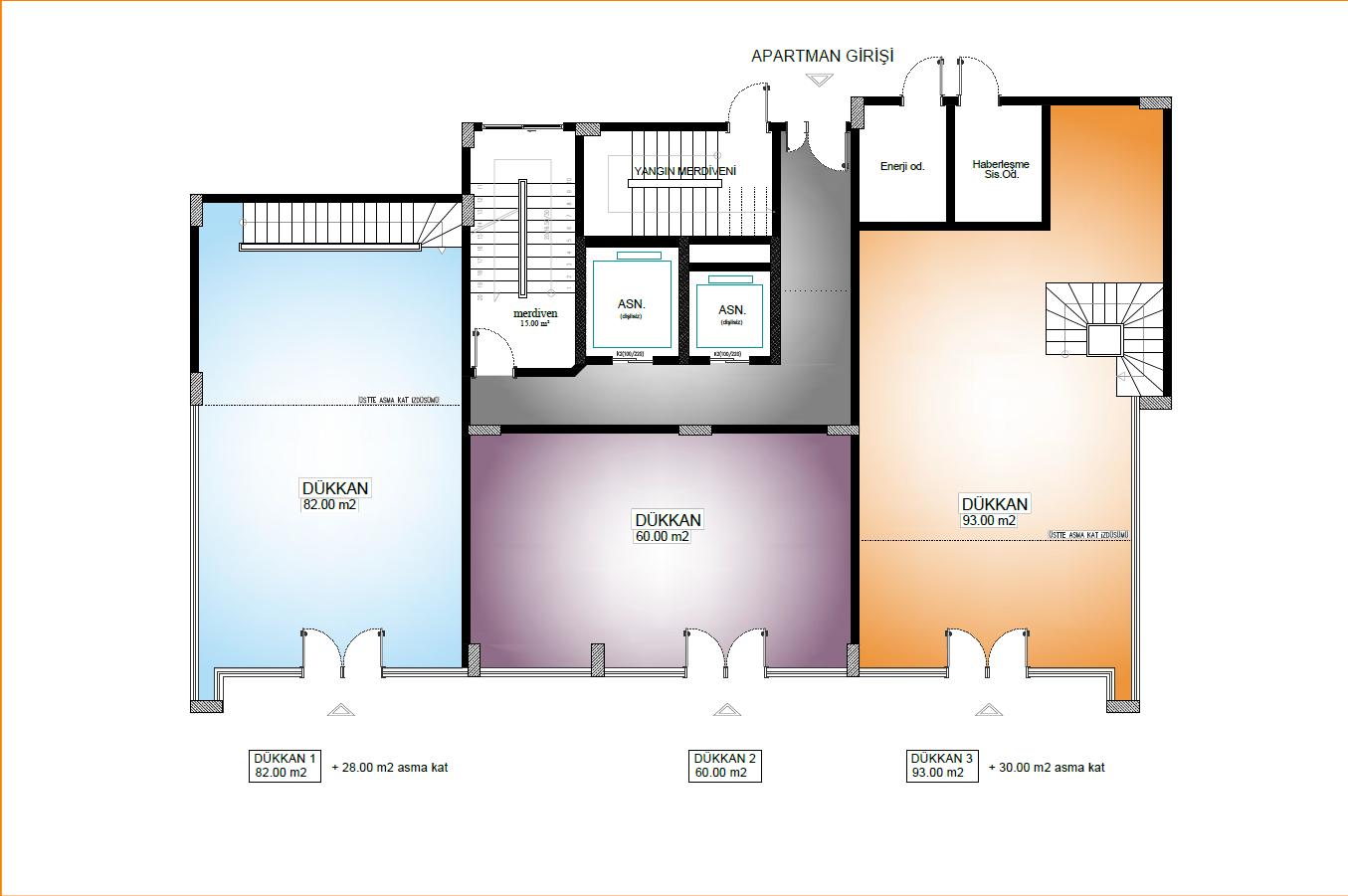 Новые квартиры по ценам застройщика в 250 метрах от пляжа Средиземного моря - Фото 21