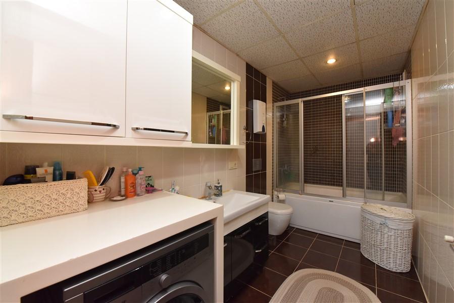 Просторная квартира 3+1 с мебелью в Аланье - Фото 20