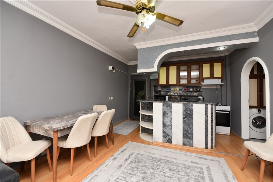 Двухкомнатная квартира с мебелью в районе Махмутлар - Фото 4