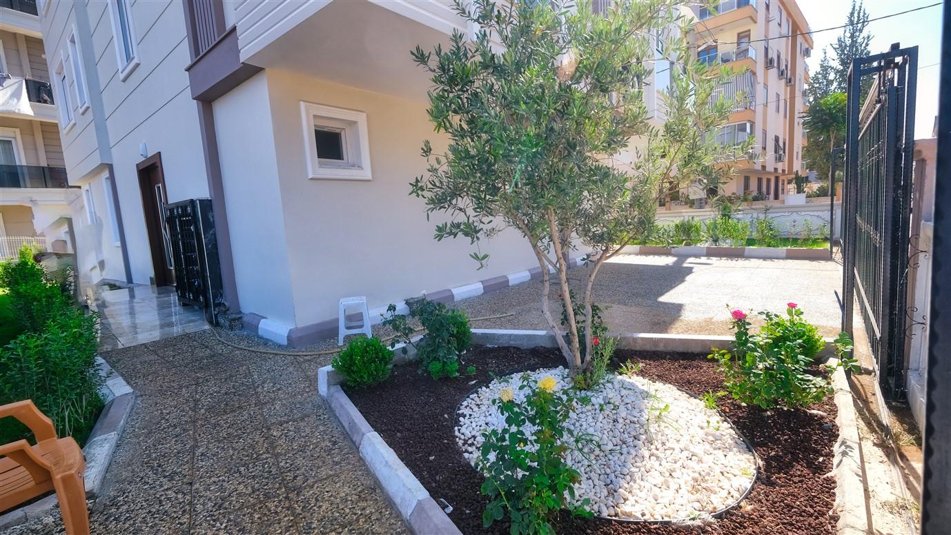 Новые квартиры в готовом жилом комплексе в центре Антальи - Фото 30