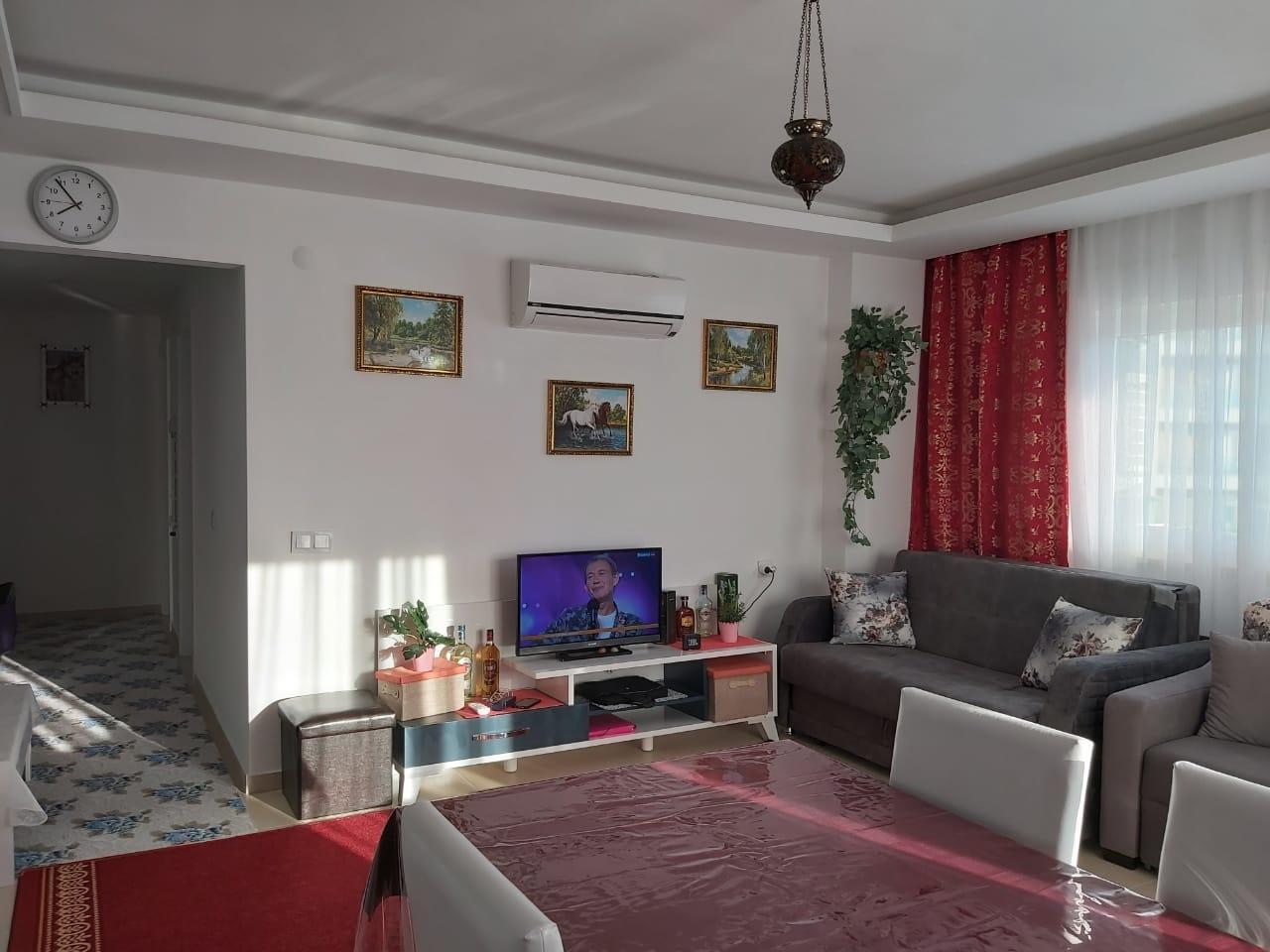 Меблированная квартира 1+1 в районе Авсаллар - Фото 7