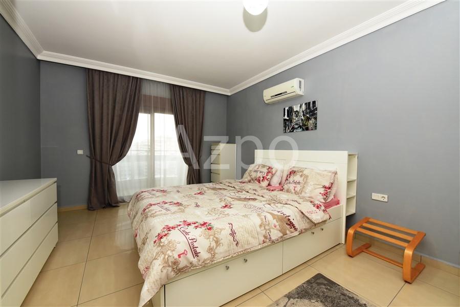 Квартира 3+1 с мебелью в центре Махмутлара - Фото 17