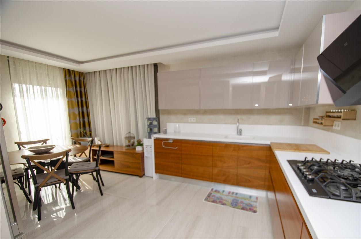 Квартира 4+1 с дизайнерским ремонтом в Унжалы - Фото 16
