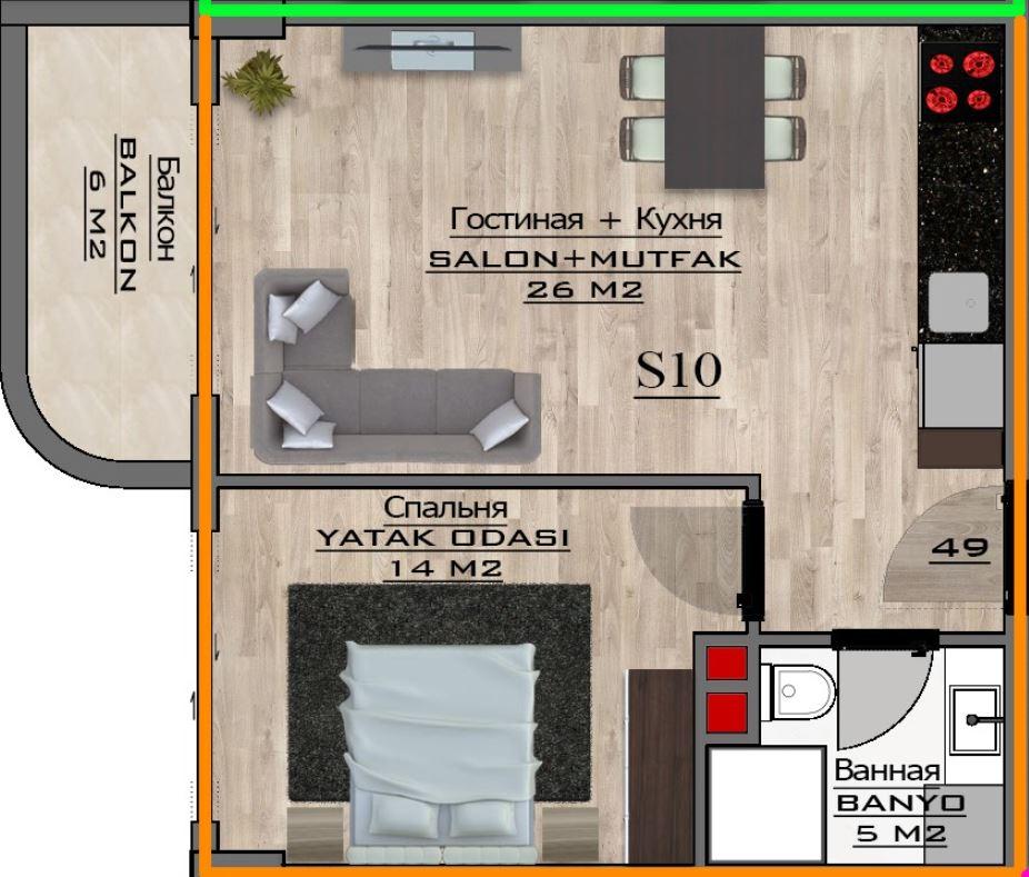 Новые квартиры от застройщика - Фото 60