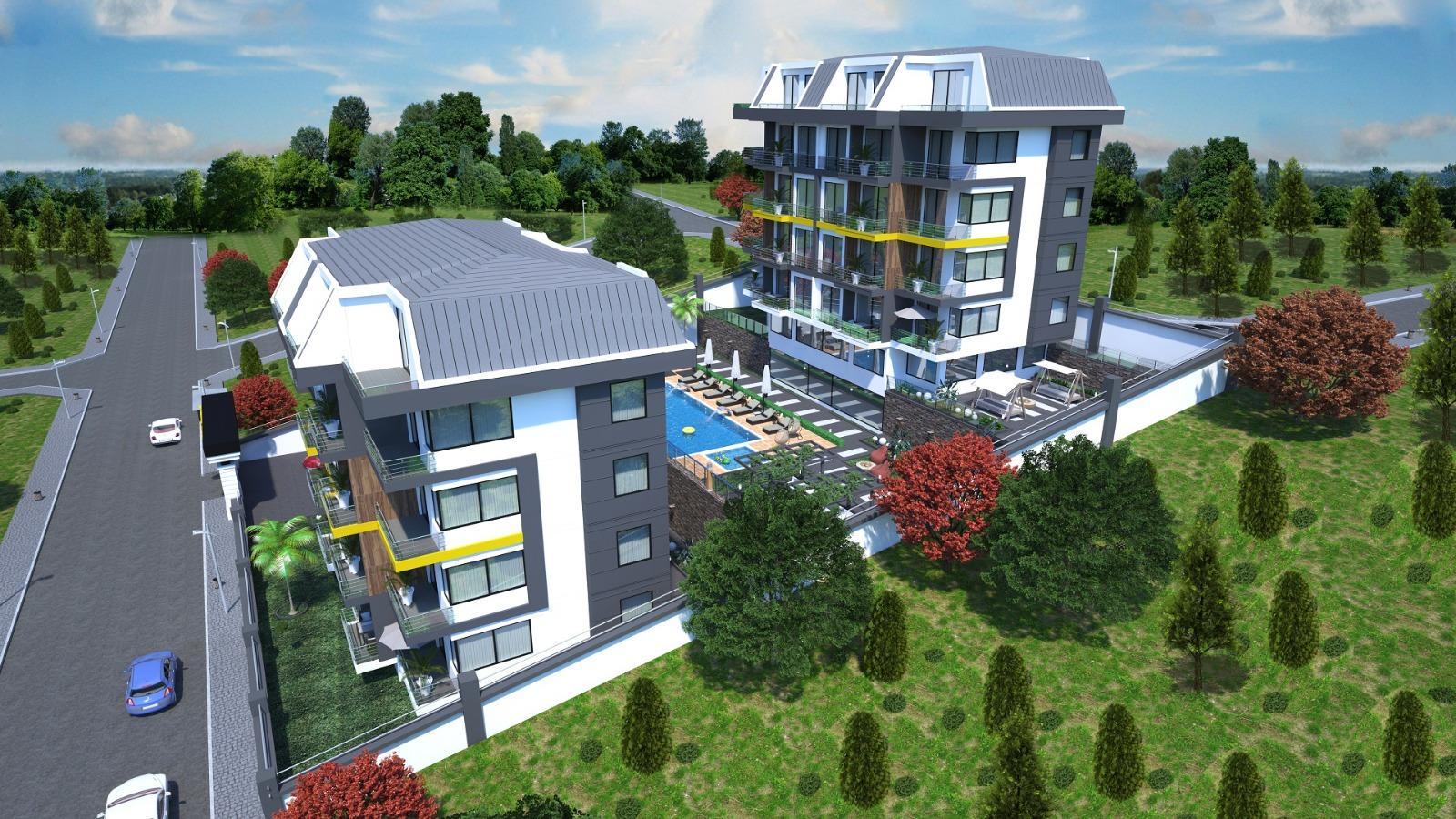 Новые квартиры в районе Кестель - Фото 9