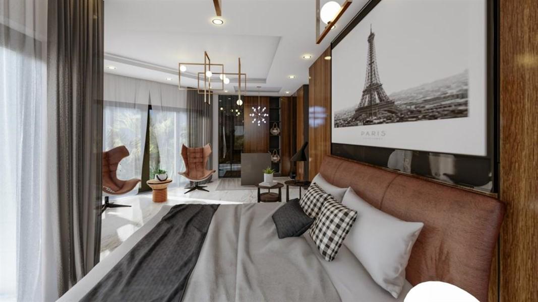 Роскошные видовые квартиры в Махмутларе - Фото 25