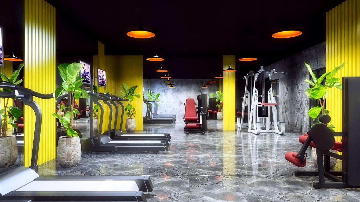 Современные квартиры в элитном комплексе Антальи - Фото 23