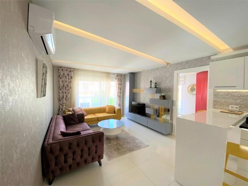 Трёхкомнатная квартира с мебелью в 250 метрах от пляжа Клеопатры - Фото 11