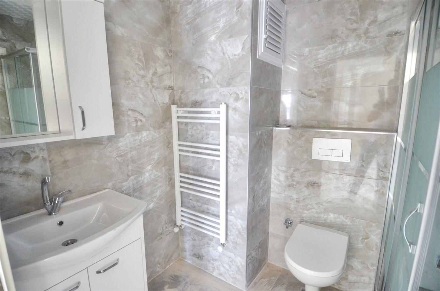 Трёхкомнатная квартира с отдельной кухней в районе Кепез - Фото 11