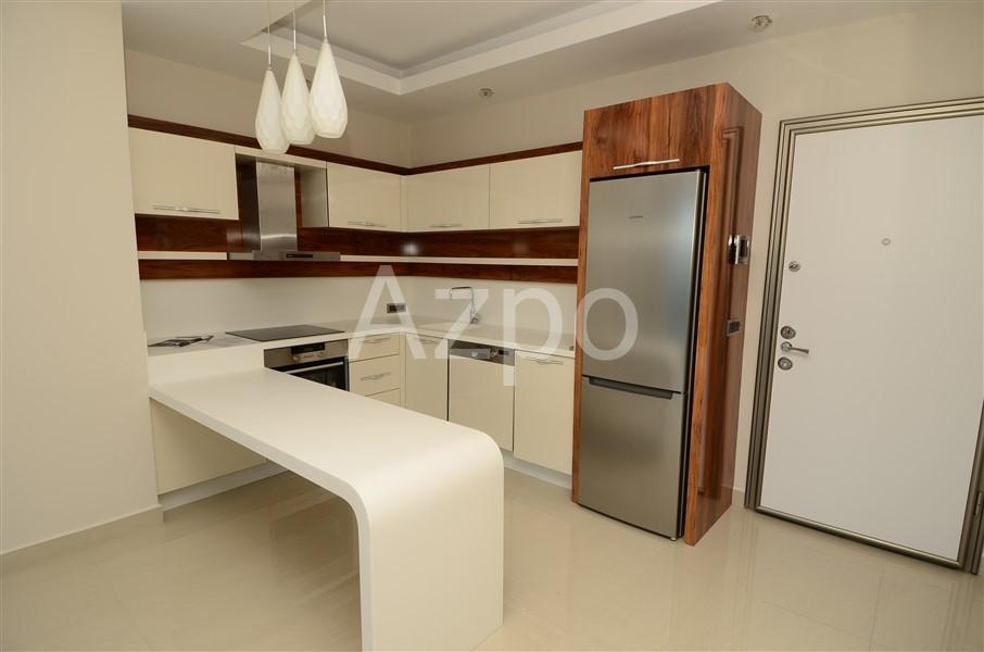 Двухкомнатная квартира в районе Махмутлар - Фото 11