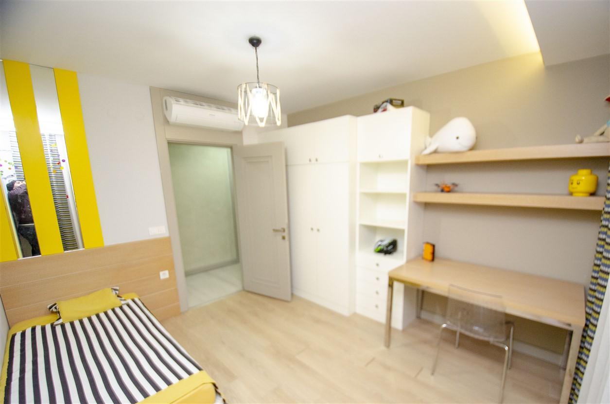 Квартира 4+1 с дизайнерским ремонтом в Унжалы - Фото 23