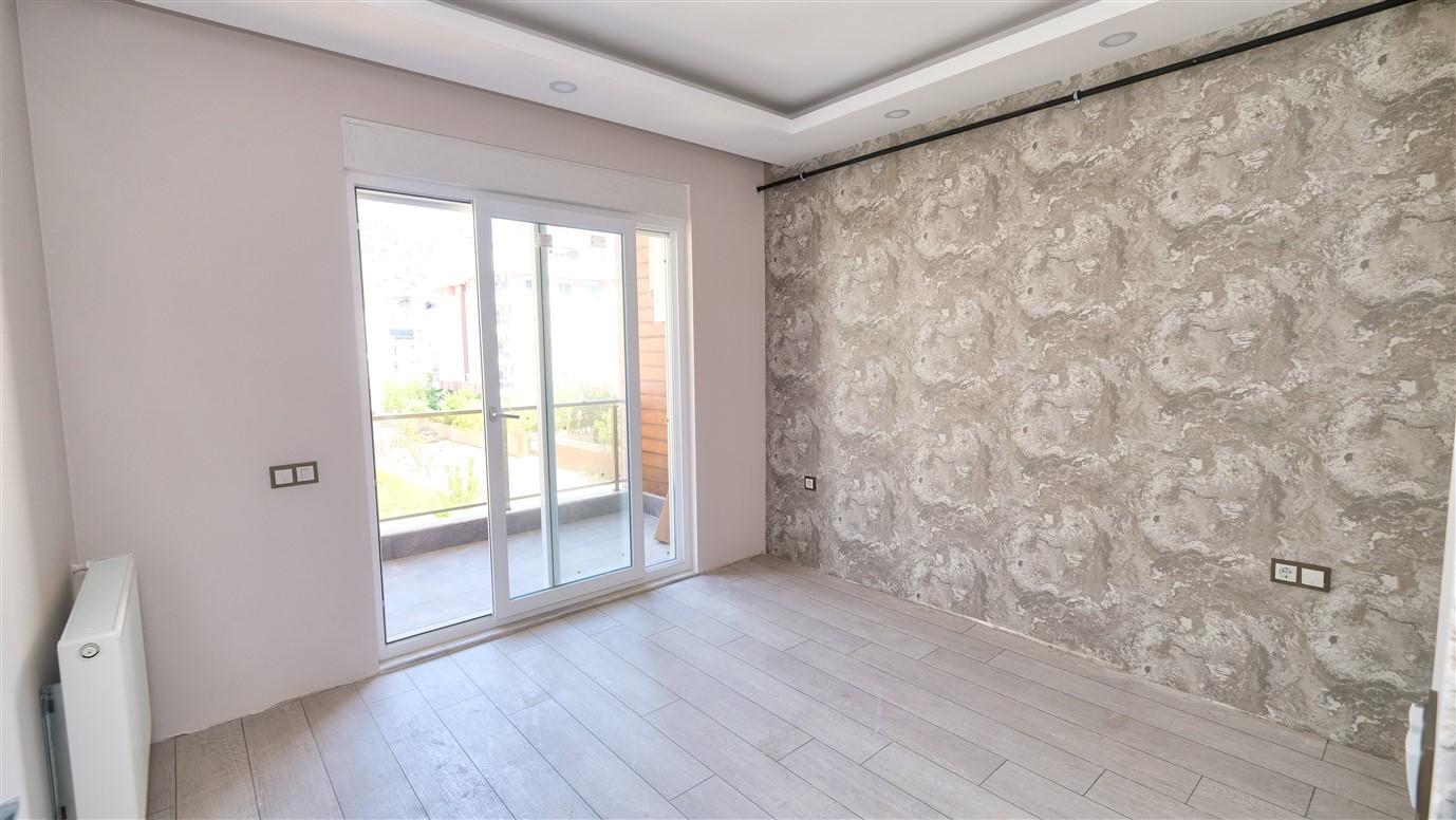 Новая двухкомнатная квартира в районе Коньяалты - Фото 20