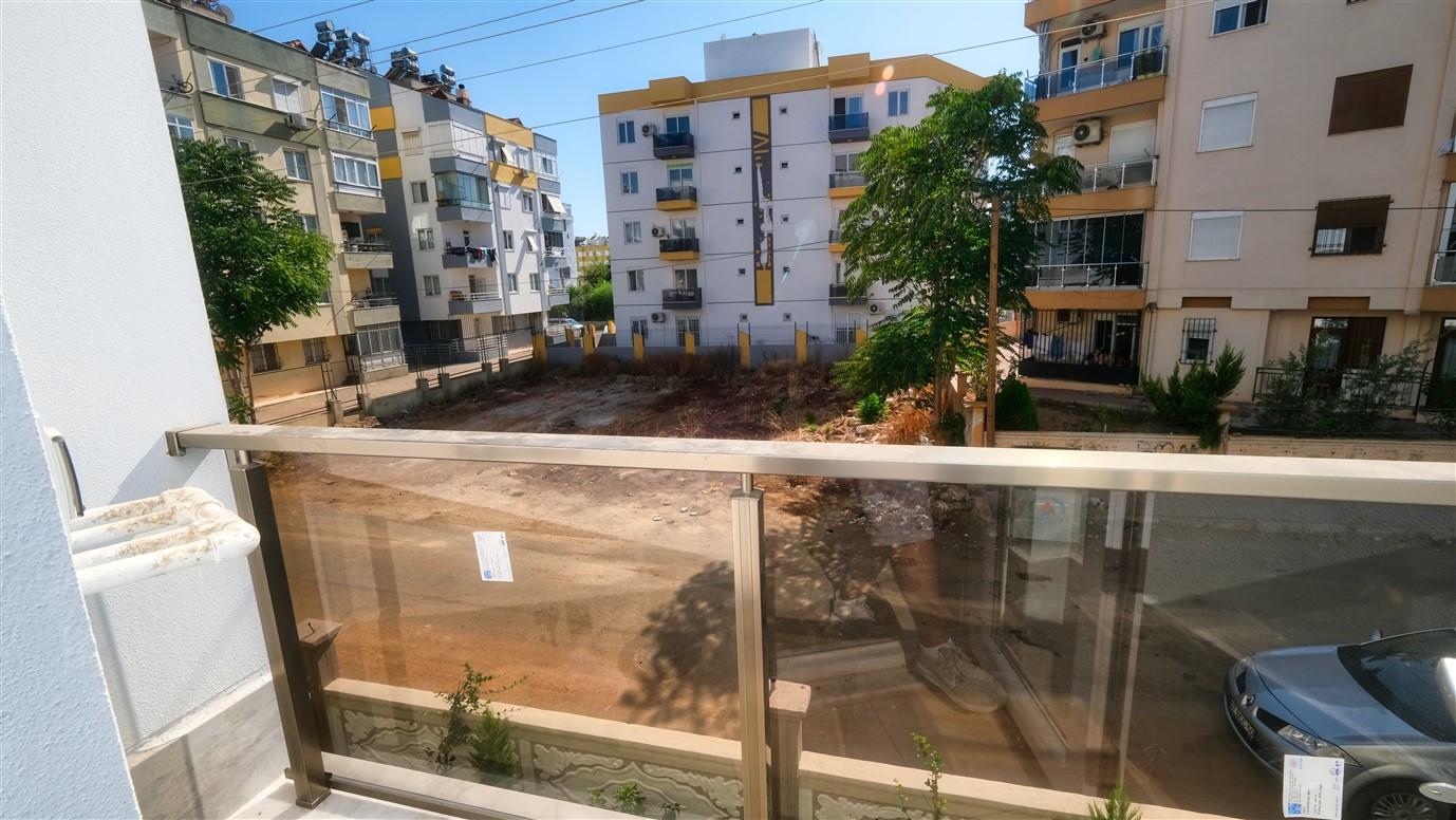 Новые квартиры в готовом жилом комплексе в центре Антальи - Фото 29