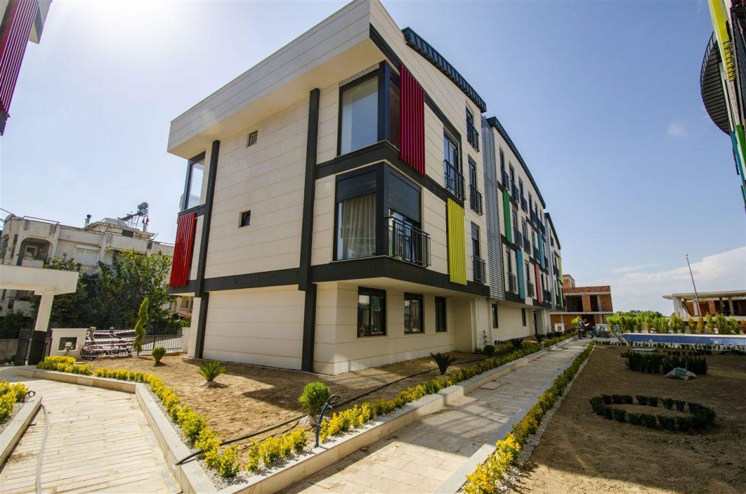 Квартиры 2+1 в районе Гюзельоба Лара Анталия - Фото 3