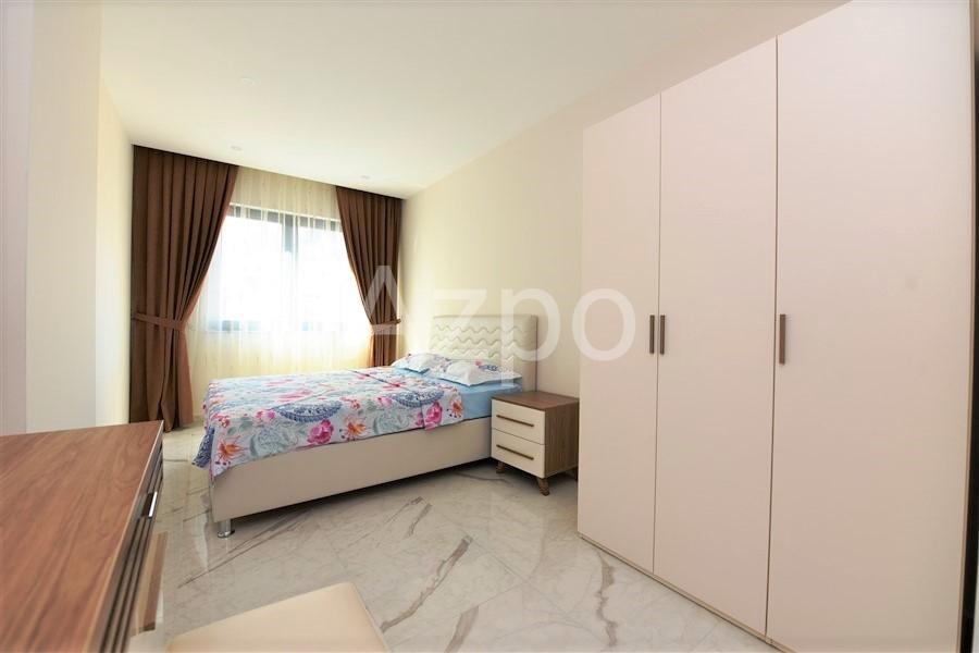 Меблированная квартира 1+1 в центре Алании - Фото 19