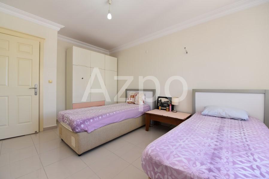 Большая меблированная квартира 2+1 в Махмутларе - Фото 19