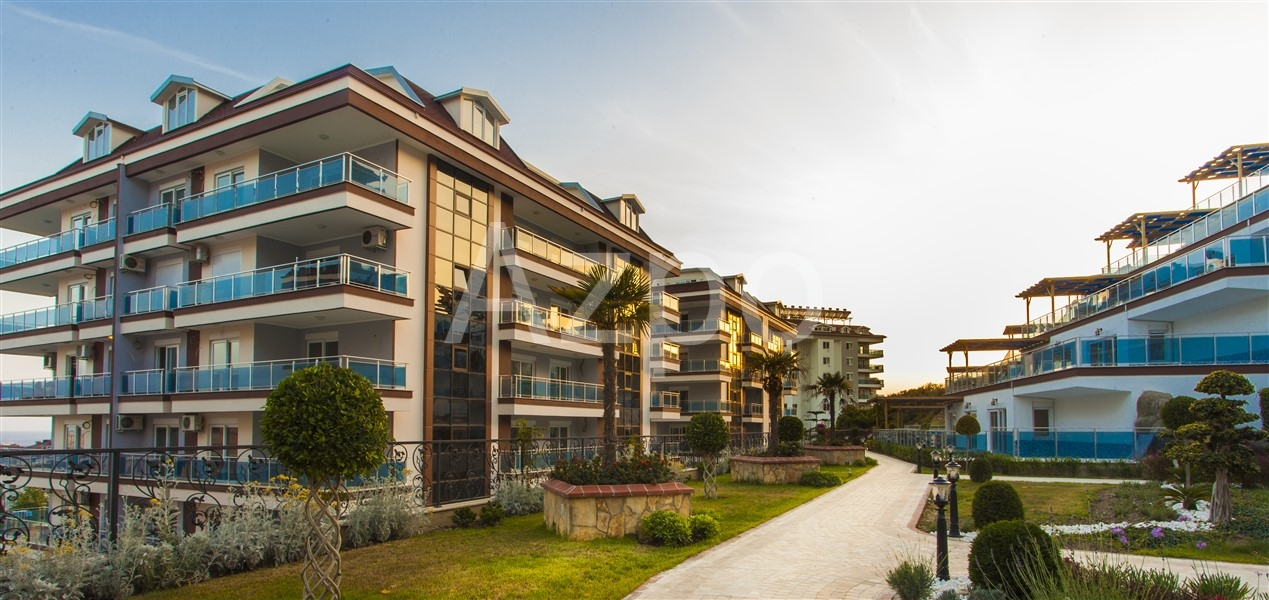 Двухкомнатная квартира в районе Джикджилли - Фото 16