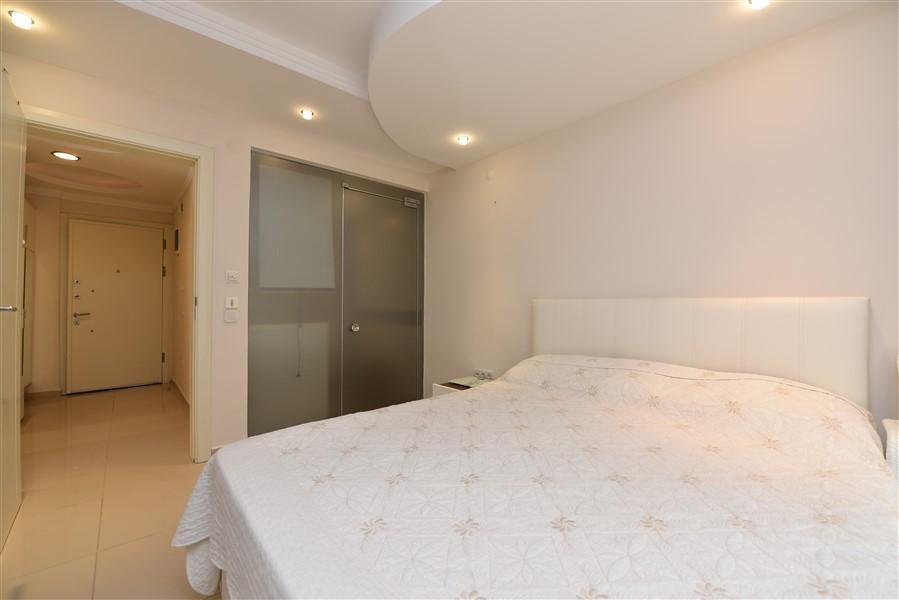 Меблированные апартаменты 2+1 у моря в Конаклы - Фото 30