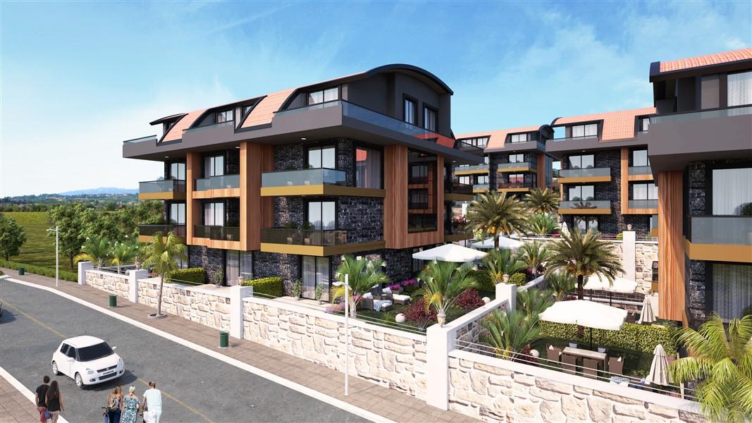 Современные квартиры в строящемся жилом комплексе - Фото 1