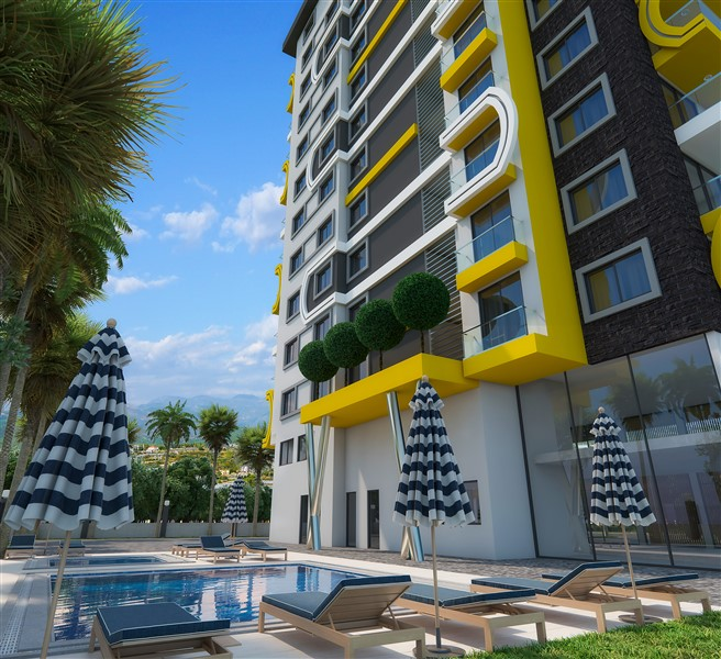Новые квартиры по ценам застройщика в 250 метрах от пляжа Средиземного моря - Фото 5