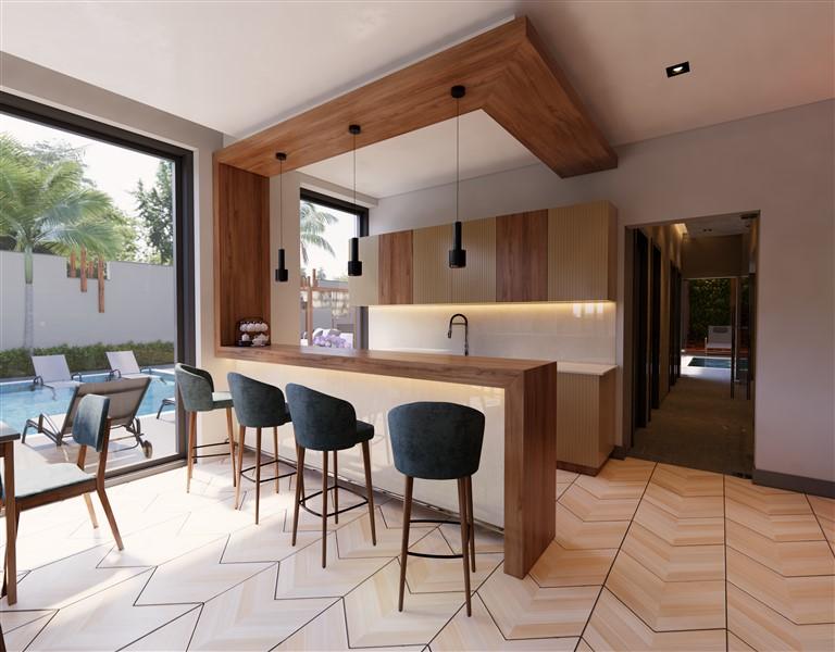 Новый инвестиционный проект жилого комплекса в районе Оба - Фото 13