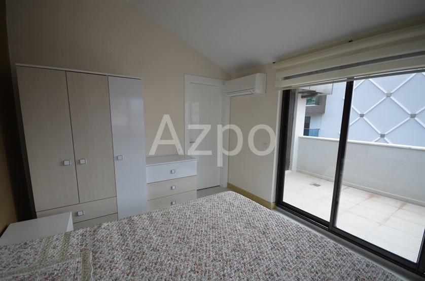 Квартира-дуплекс в благоустроенном комплексе в центре Аланьи - Фото 24