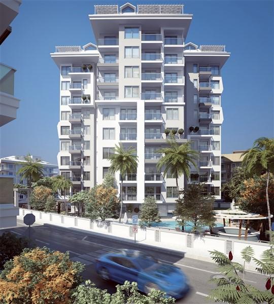Новые квартиры в центре города Алания - Фото 9