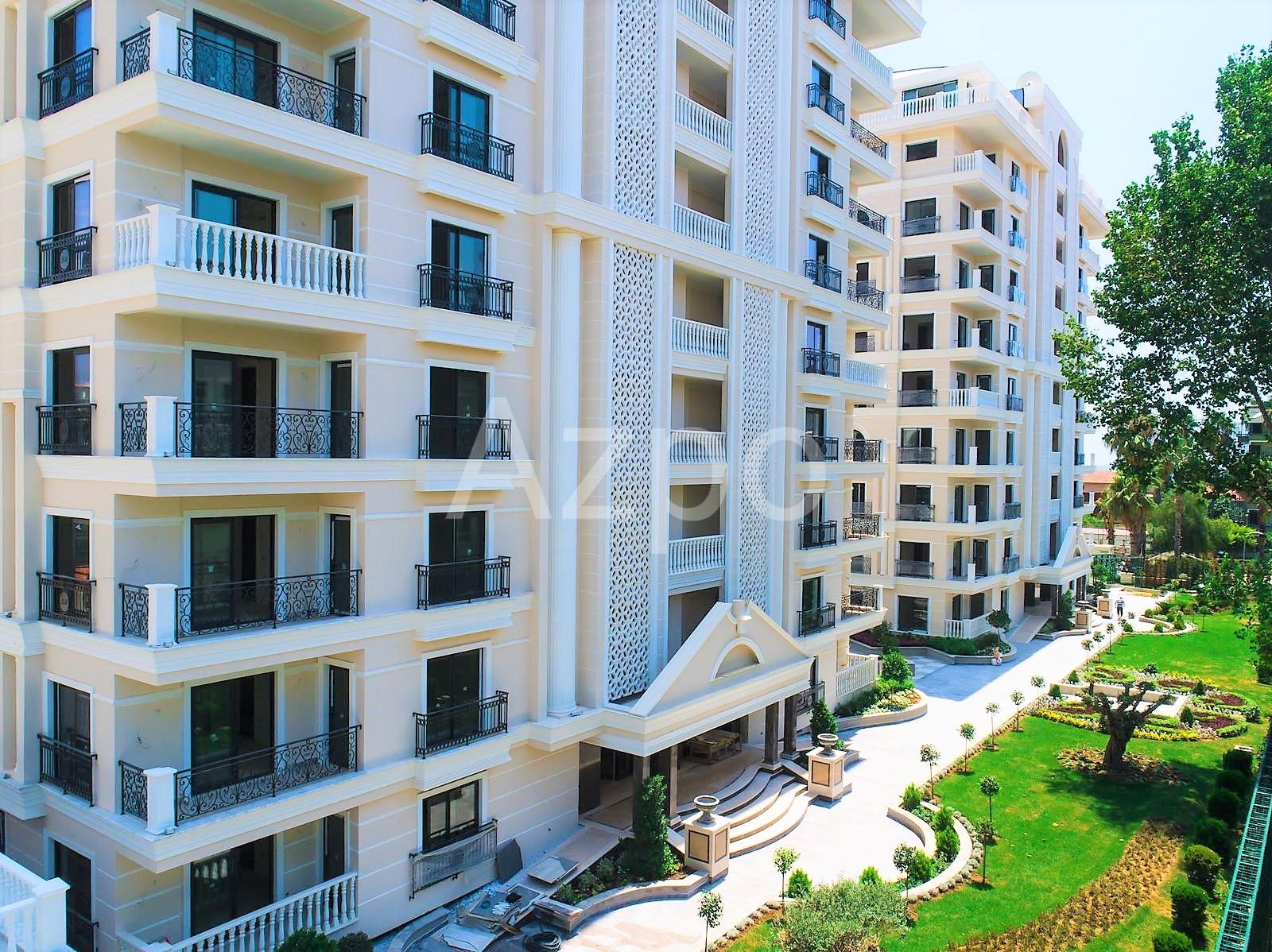 Апартаменты 2+1 в новом элитном комплексе - Фото 16