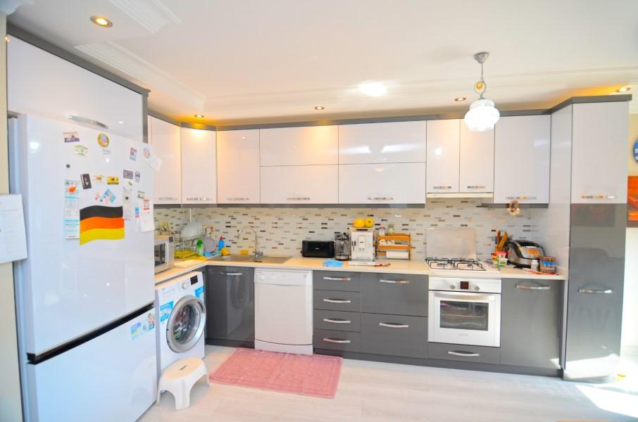 Меблированные апартаменты 2+1 в Махмутлар - Фото 6