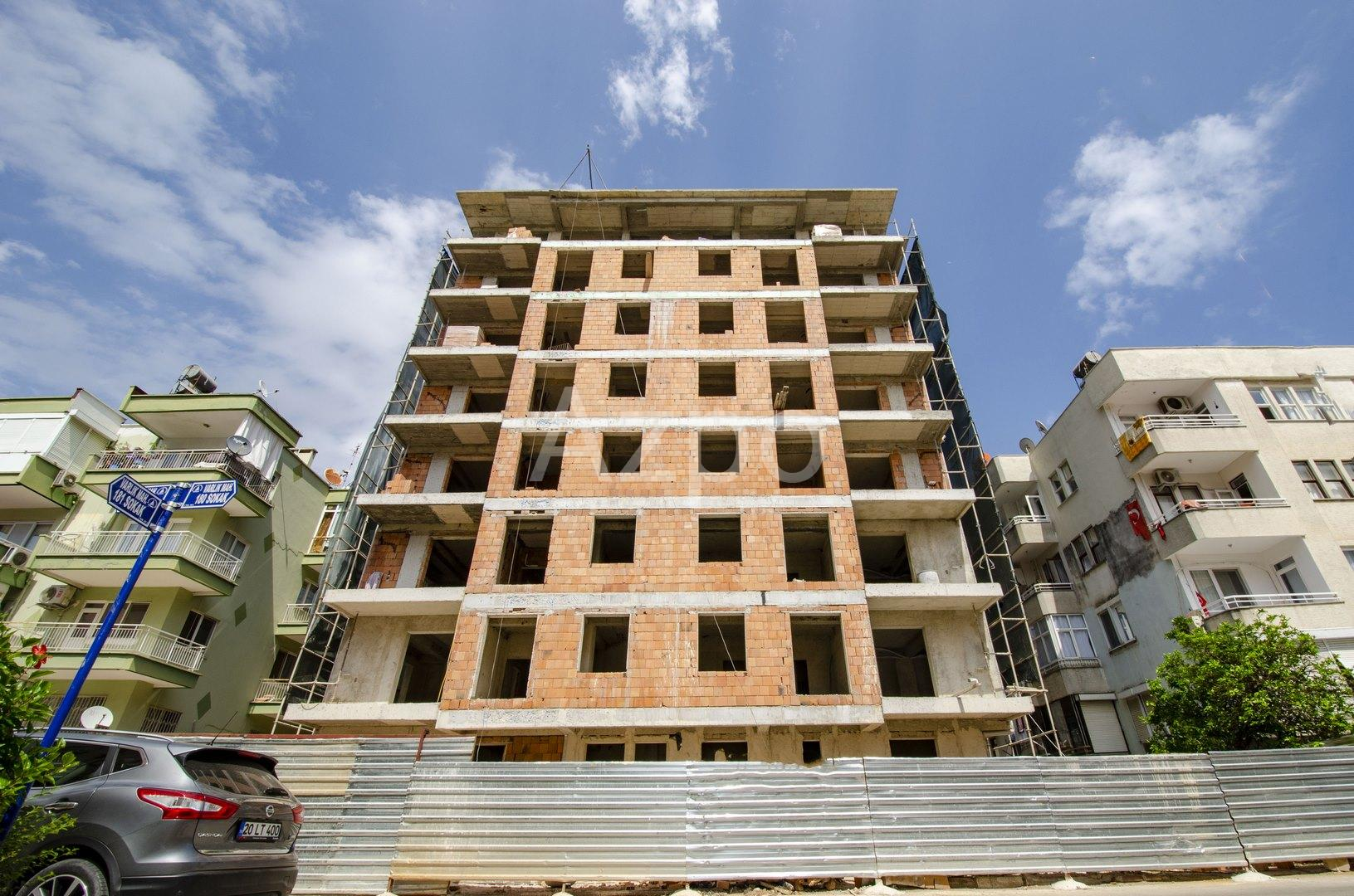 Инвестиционный проект в центре города Анталии - Фото 1