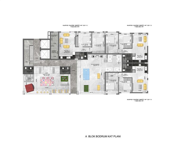 Роскошные квартиры в инвестиционном проекте - Фото 75